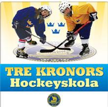 Länk: Klicka här för att komma till Tre Kronors Hockeyskola