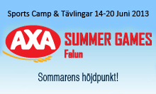 Axa Summer Games
