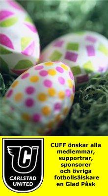 CUFF önskar Glad Påsk!