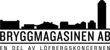 Bryggmagasinen AB - en del av Löfbergskoncernen