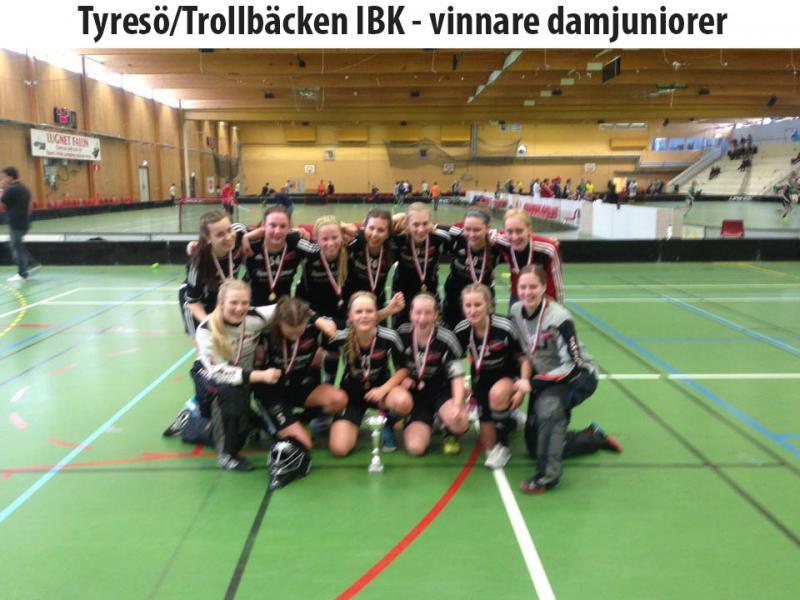 Tyresö Trollbäcken IBK Damjunior.jpg