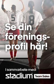 Vår lagsida på Stadium Teamsales fom år 2015 -uppdaterad 2016.