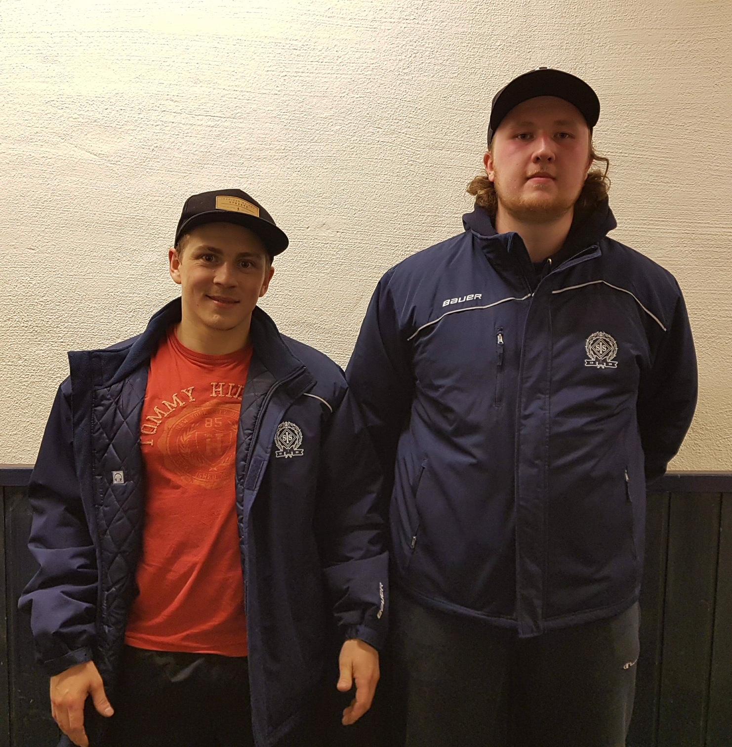 Viktor och Rasmus