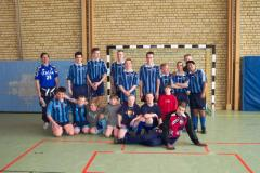 Lag U15 & U21 - träningsmatcher i Enköping 21 april 2003