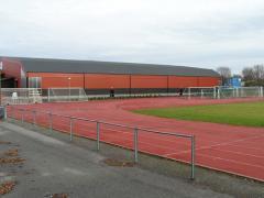 Spånga IP - Inomhushall för fotboll